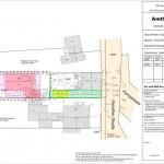 Lageplan zur Baulasteintragung